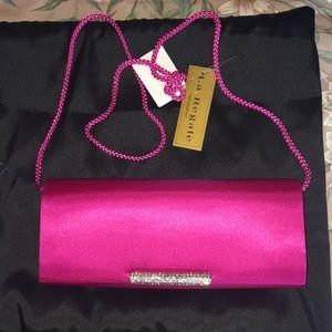 La Regale pink handbag